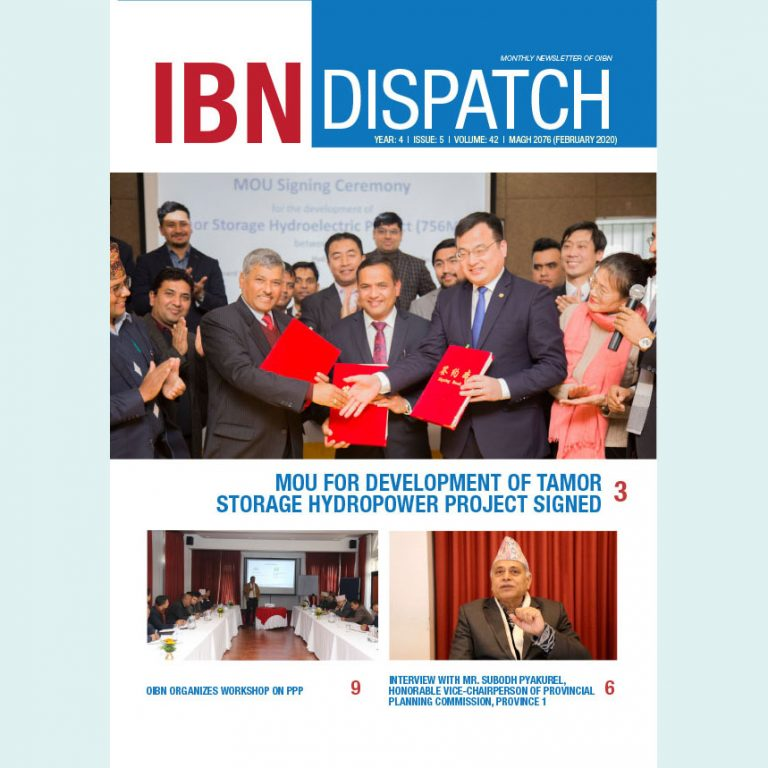 IBN Dispatch 42