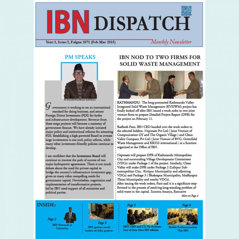 IBN Dispatch 02