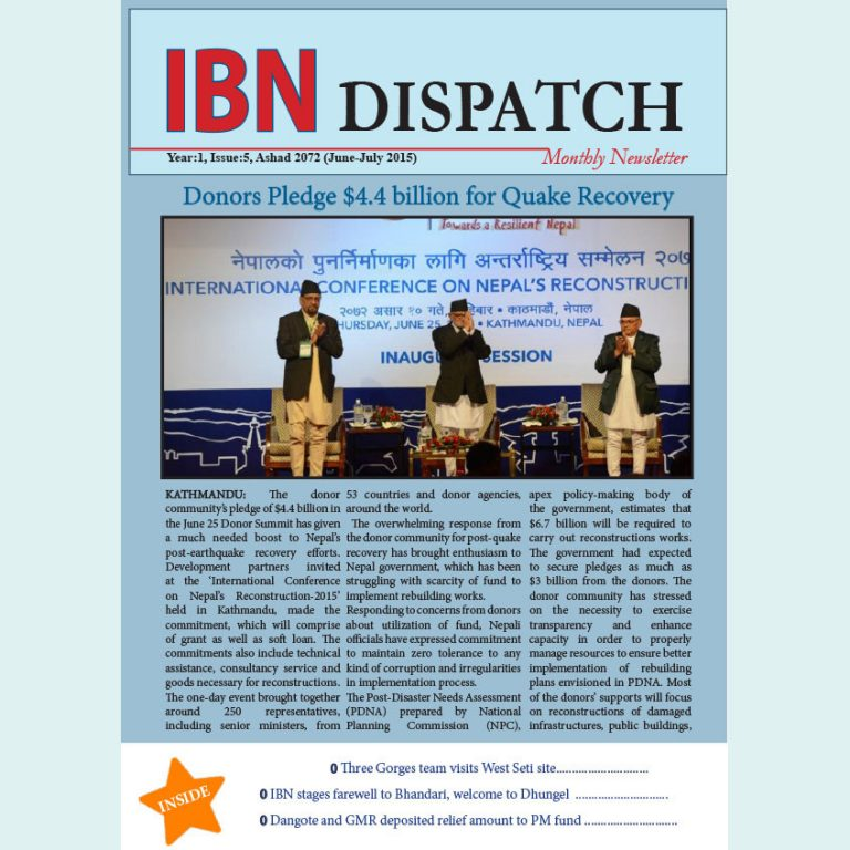 IBN Dispatch 05