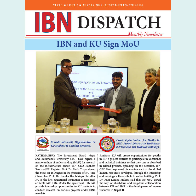 IBN Dispatch 07