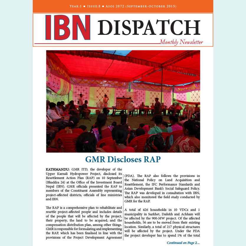 IBN Dispatch 08
