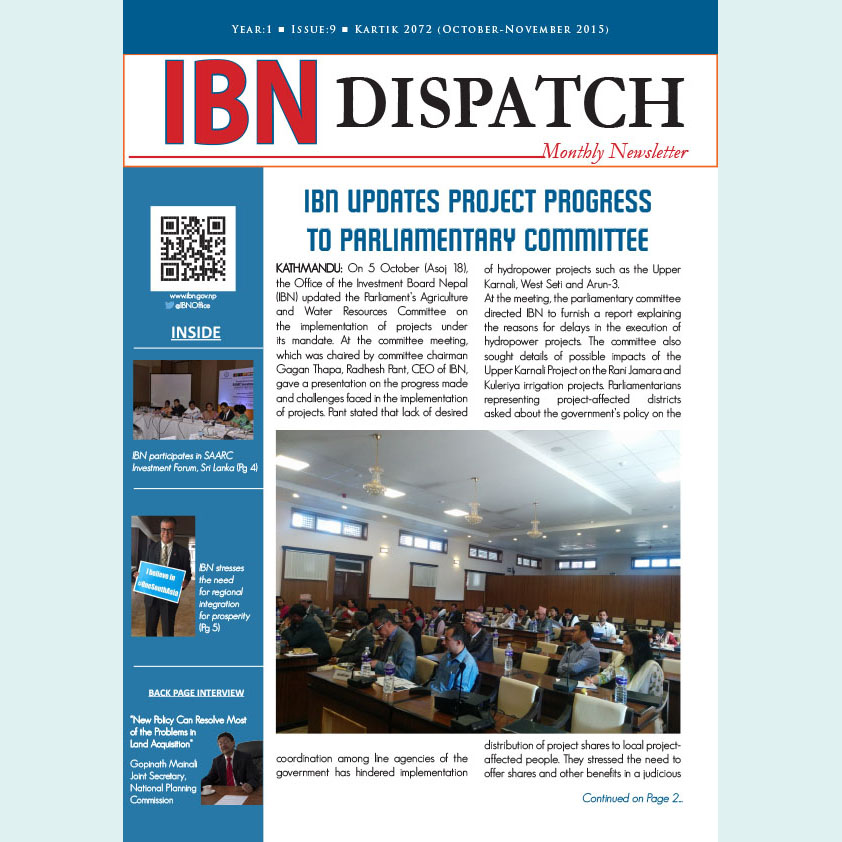 IBN Dispatch 09