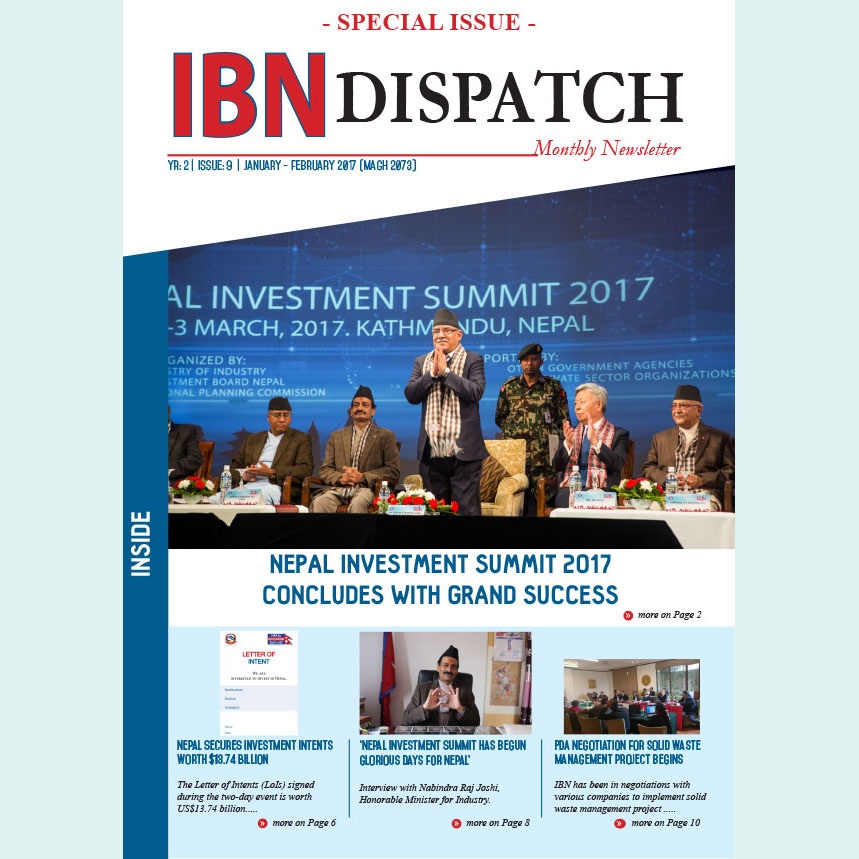 IBN Dispatch 21