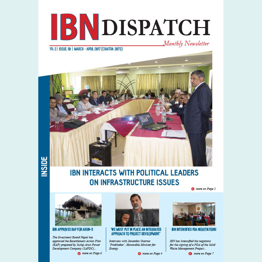 IBN Dispatch 22