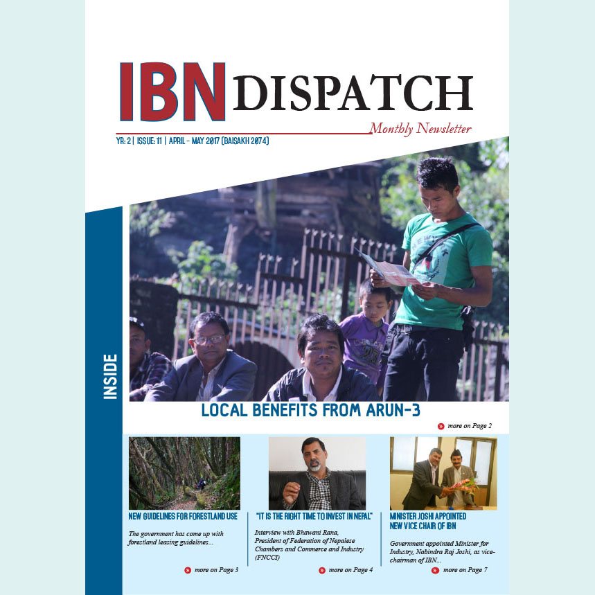 IBN Dispatch 23