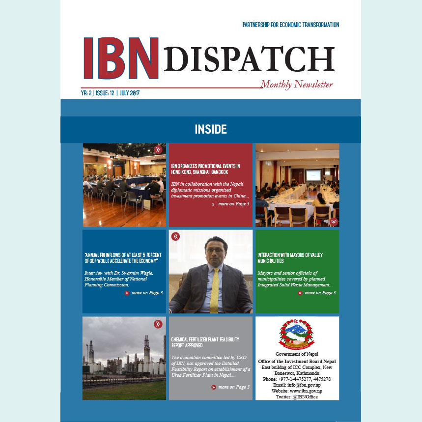 IBN Dispatch 24