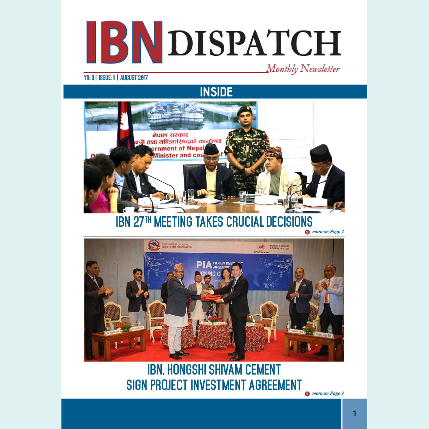 IBN Dispatch 25