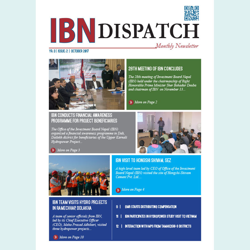 IBN Dispatch 26
