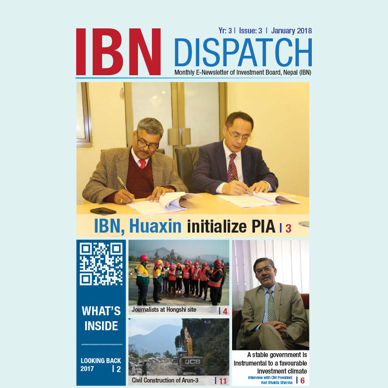 IBN Dispatch 27