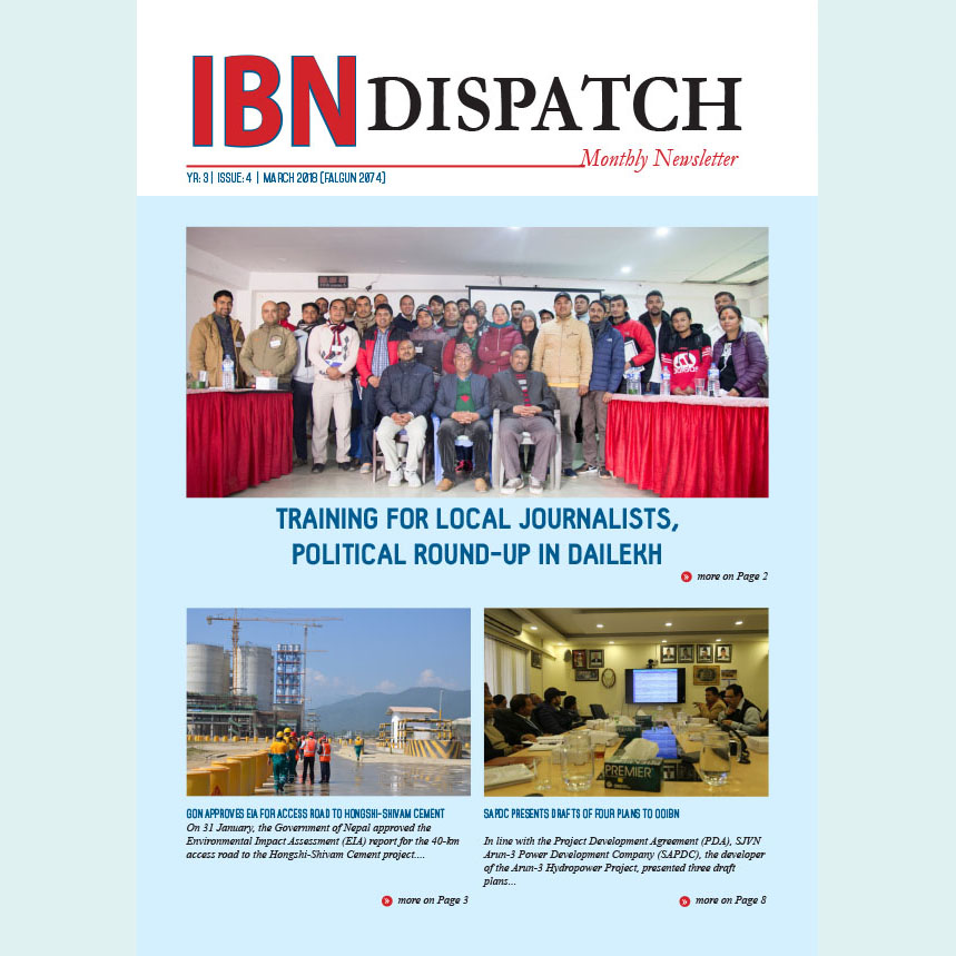 IBN Dispatch 28