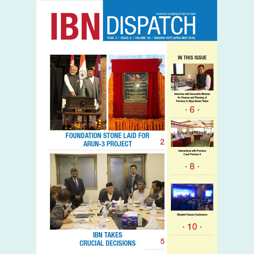 IBN Dispatch 30