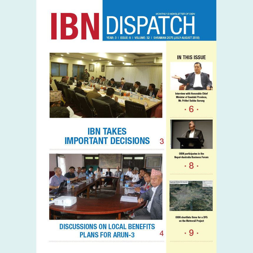 IBN Dispatch 32